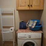 Bagno - lavatrice e termoarreda